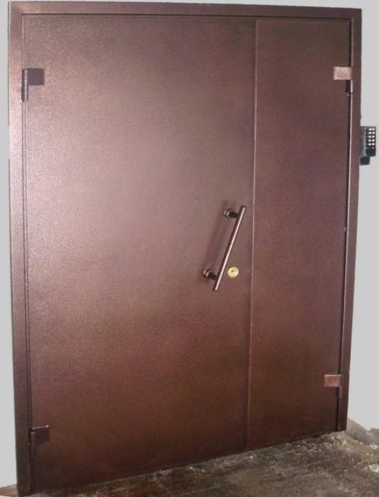 железные двери под заказ цены в карман