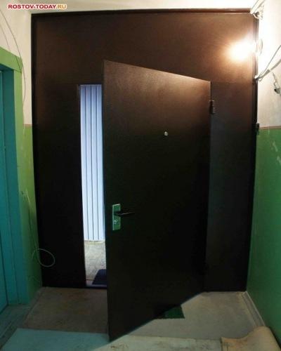 дверь железная тамбур